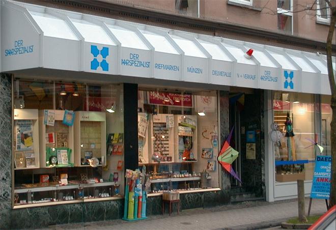 Der Saarspezialist Saarbrücken Unser Geschäft
